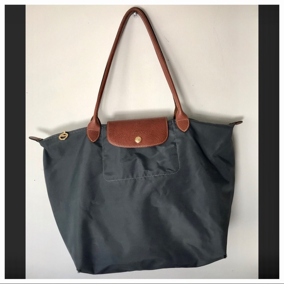 Longchamp Handbags - Longchamp Le Pilage Large Tote Made in France 14be9389fac70
